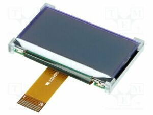 Display Lcd Graphical Stn Positive 97x32 Led 49 7x31 3x5 1mm Graphic Screen