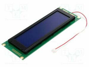 Display Lcd Graphical Stn Negative 240x64 Blue Led Pin 20 Graphic Screen