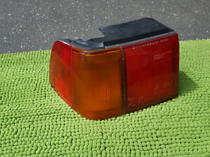 88 91 Honda Civic Wagon Driver S Tail Light Oem Wagovan Rt4wd Brake Lamp Lens Ee