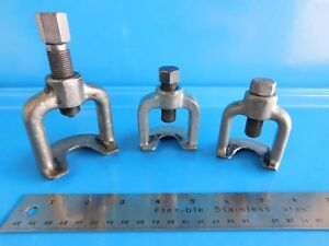 Used Stahlwille Ball Joint Separators Lot Of 3 Germany