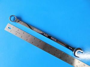 New Mac Tools 3 4 In Xl Knuckle Saver Combo Wrench Part cl24lks 12 Point
