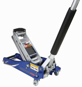 1 5 Ton Aluminum Racing Floor Jack With Rapidpump
