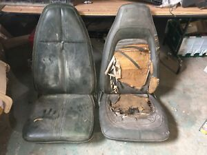 1970 1971 Dodge Charger Challenger Plymouth Barracuda Cuda Bucket Seats