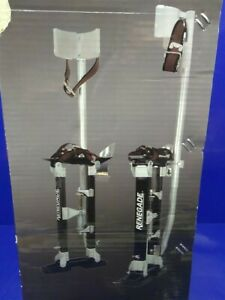 Renegade Pro Drywall Stilts 24 40 Inch Adjustable Height