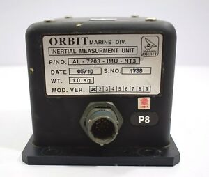 Orbit Marine Al 7203 imu nt3 Inertial Measurement Unit