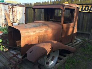 Hot Rod Rat Rod Truck