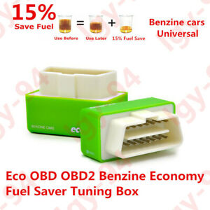 Eco Obd2 Benzine Economy Fuel Saver Chip Tuning For Petrol Car Gas Saving R3l7b