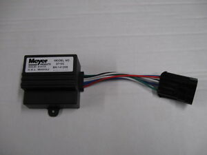 Meyer Snow Plow Drl Module 07183 New For Saber Lights Daytime Running Lights
