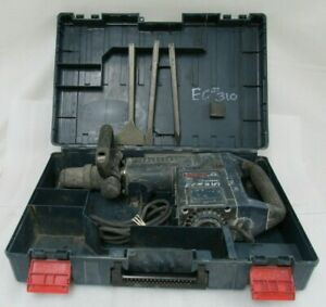 Bosch 11316evs Demolition Hammer W 3 Bits And Case