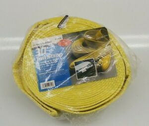 Highland Part 20330 Recovery Tow Strap 3 X 30 30 000 Lb Rated