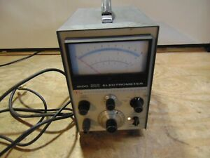 Keithley Instruments 610b Solid State Electrometer