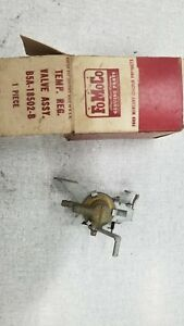 B5a 18502 B Heater Valve 55 57 T Bird N O S Ford Assembly