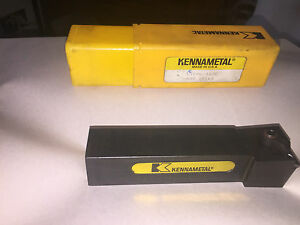 Kennametal Indexable Lathe Tool Holder Inserts Ctfpl 163c Nb8 19168