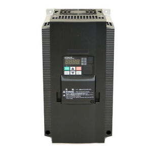 Hitachi Wj200 055lf variable Frequency Drive 7 5 Hp 230 Vac Three Phase Input