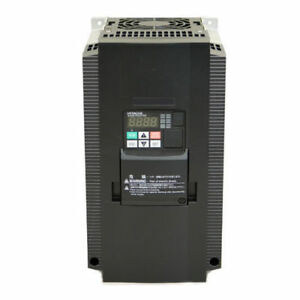 Hitachi Wj200 055hf variable Frequency Drive 7 5 Hp 460 Vac Three Phase Input