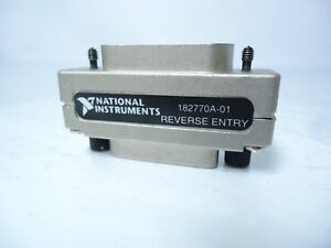 National Instruments 182770a 01 Reverse Gpib Cable Adapter