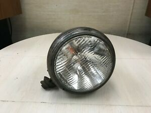 Vintage Ford Model A Single Headlight