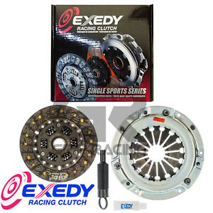 Exedy 04802 Racing Stage 1 Organic Clutch Kit Replacement Fits Pontiac Solstice