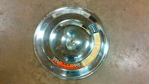 Chrome Ford Air Cleaner Lid Top Torino Mustang Cougar C J 351c 351w 429 460