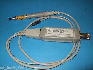Hp Rf 85024a Active Probe 300khz 3ghz Tested Great For Spectrum Analyzer