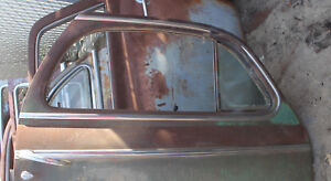 1946 1947 1948 Oldsmobile Coupe 2 Piece Moldings 48 1 4