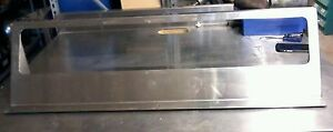 A55 Insert Shelf Commercial Stainless Steel 40 X 9 5 Used