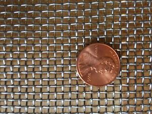 Stainless Steel 304 Mesh 8 035 Wire Cloth Screen 6 x6