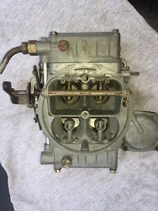 Holley Carburetor 1850 600 Cfm Used Freshened Up