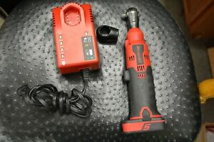 Snap on Ctr714a Power Ratchet 1 4 14 4v Charger Battery Micro Lithium Cordless
