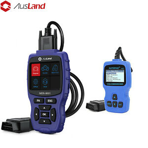 Us Ausland V007 Automotive Obd2 Scanner Abs Srs Sas Airbag Reset Diagnostic Tool