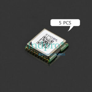 5pcs Applicable For Sim28ml Gps Module Low Power Consumption Fast Positioning