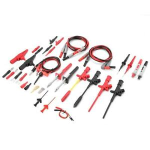 P1600e 15 In 1 Probe Test Lead Kits Bnc Test Cable Set For Digital Multimeter Hc