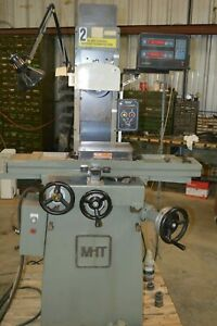 Mitsui Msg 200mh Surface Grinder With Walker 6 x12 Electro Magnetic Chuck