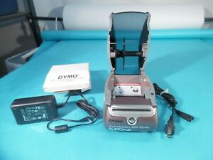 Dymo Labelwriter 400 Turbo Thermal Label Maker Printer 93176 W Power Supply