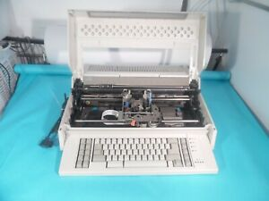 Ibm Wheelwriter 6 Electronic Electric Typewriter Series 2 Ii 1986