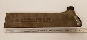 Armstrong Williams No f T 3 l Carbide Lh Offset Turning Tool Holder 3a c0022