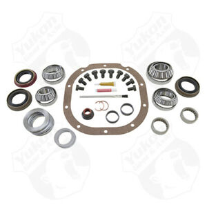 Yukon Gear Master Overhaul Kit For 06 Ford 8 8in Irs Passenger Cars Or Suvs W