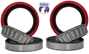 Yukon Gear Rplcmnt Axle Bearing And Seal Kit For 72 To 77 Dana 44 And For Chevy