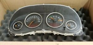 2016 2017 Jeep Wrangler Canada Mexico Metric Insturment Cluster 68273241aa