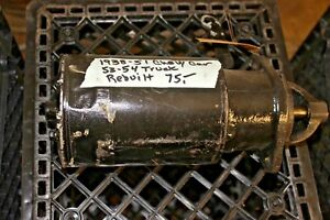 1938 1940 42 46 47 1951 Chevy Car 1953 54 Truck Rebuilt Starter 3500 Delco S