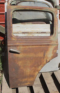1934 Chevy Left Rear Door
