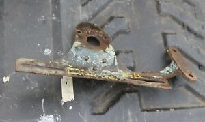 1932 Plymouth License Plate Bracket S