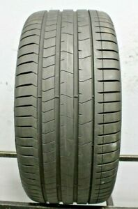 One Used 275 35r20 2753520 Pirelli Pzero Pz4 Run Flat Bmw 8 32 A183