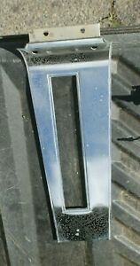 1967 Ford Mustang Cougar Center Console Plate S