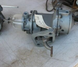 1938 1939 1940 1941 1942 Chrysler Desoto Plymouth Dodge Rebuilt Ac Fuel Pump Br