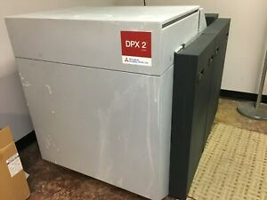 Mitsubishi Dpx 2 Ctp Plate Maker