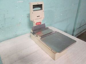 berkel 8800 H d Commercial check o gram 5lbs Capacity Over under Scale