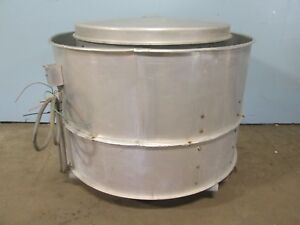 centri Master H d Commercial 2hp 208 230 460v 3ph Roof top Hood Exhaust Fan