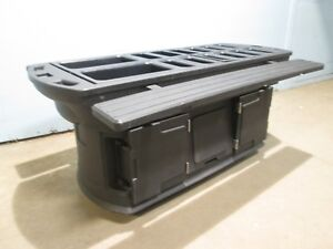 Commercial H d Portable Poly Cold Food Bar buffet salad Bar W gel Packed Pans