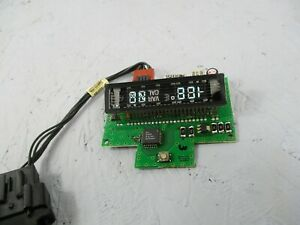 98 03 Ford F150 Overhead Console Display Computer Compass Temperature Inspected